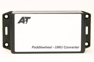 Paddlewheel-UWU converter