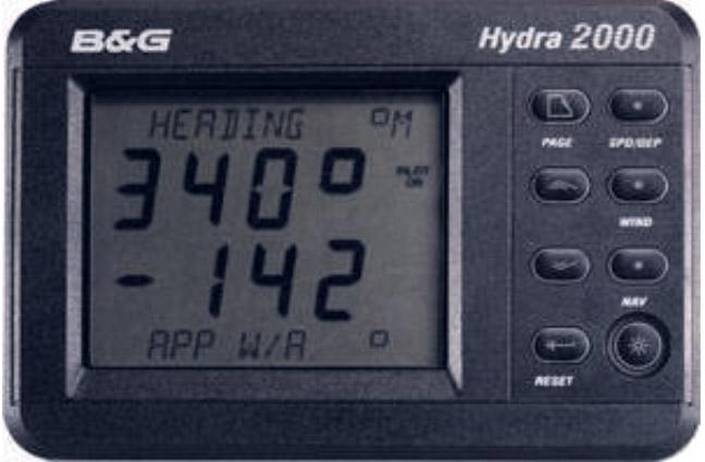 B&G Hydra-2000