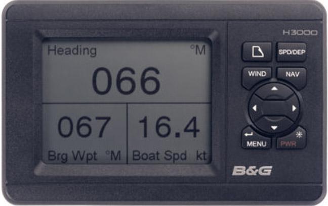 B&G Hydra-3000