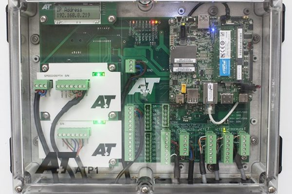 A+T Processor, B&G h3000 processor