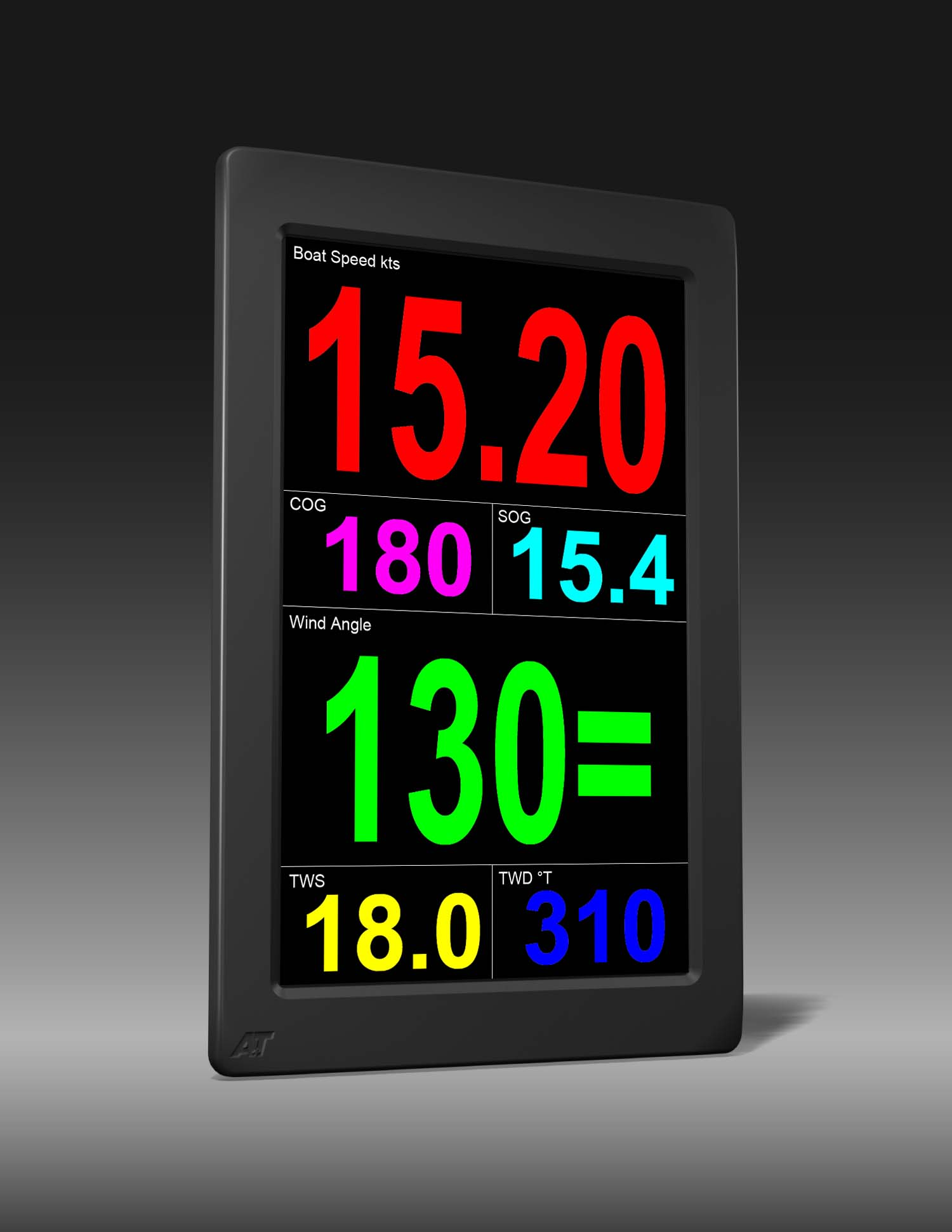 A+T Instruments for Yachts