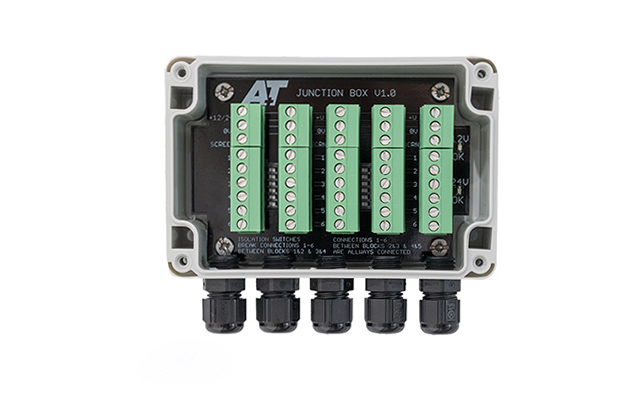 A+T Junction Box 5 way