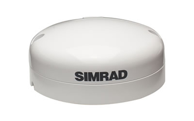 Simrad GS25 GPS and Compass