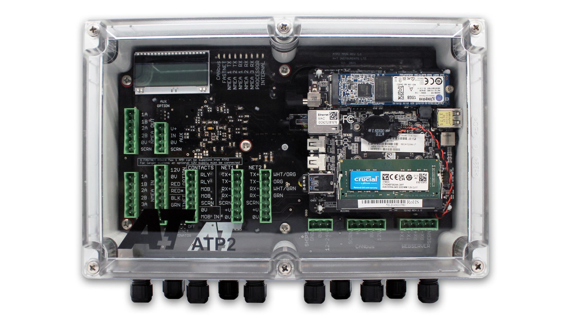 ATP2 A+T Sailing Electronics Sailing Instruments System